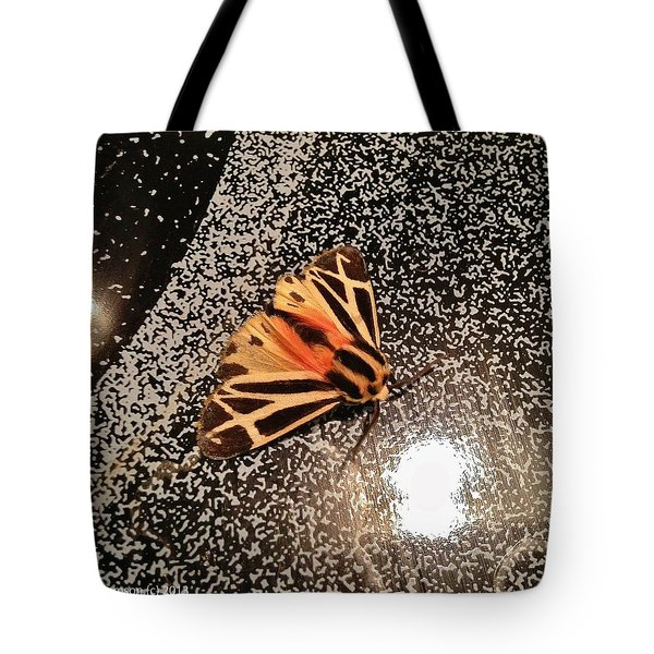 Step Into The Light Tote Bag
