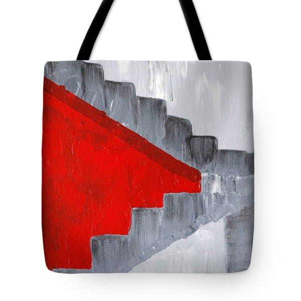 Step Up 2 Tote Bag