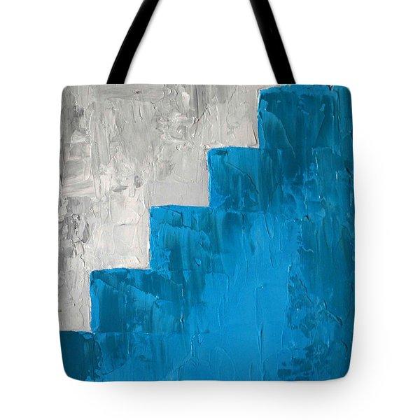 Step Up Tote Bag