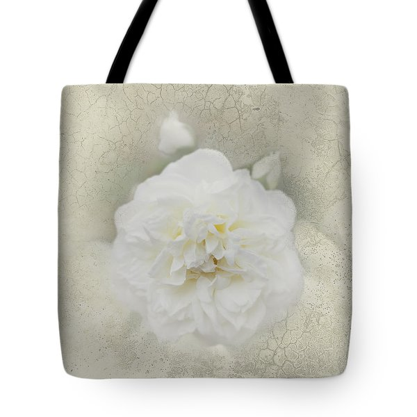 Tote Bag featuring the photograph Stephanie by Elaine Teague