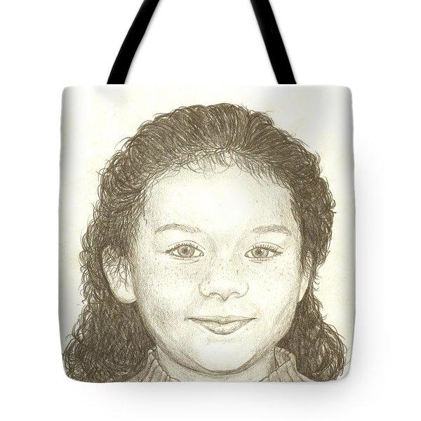 Stephanie Tote Bag by Lew Davis