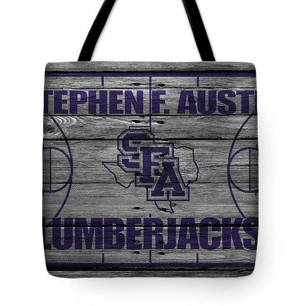 Stephen F Austin Lumberjacks Tote Bag