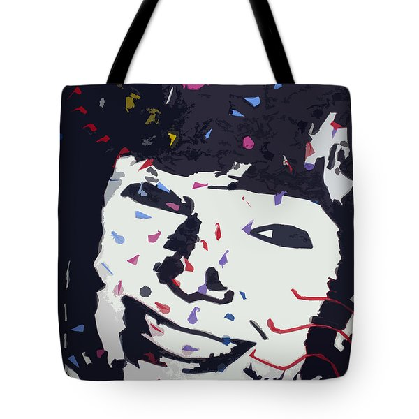 Stephy Tote Bag by Robert Margetts
