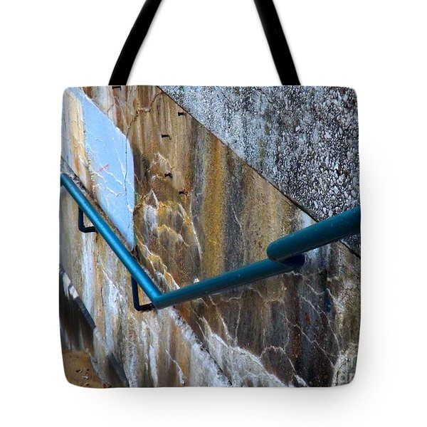 Stepping Outside The Lines Tote Bag