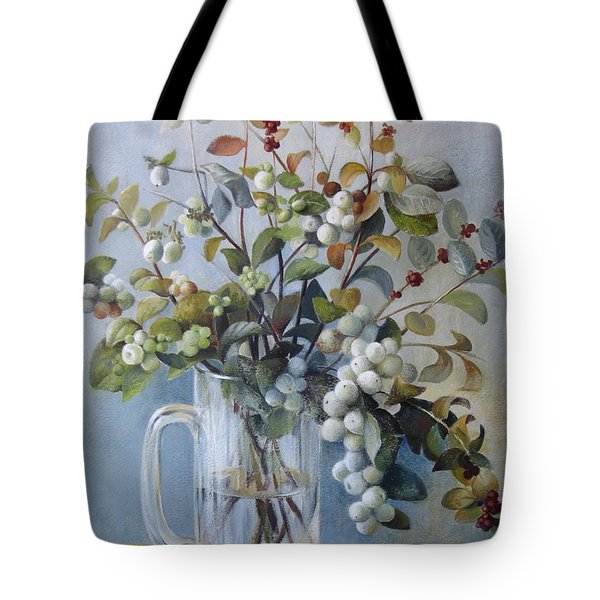 Stepping To Another Season Tote Bag