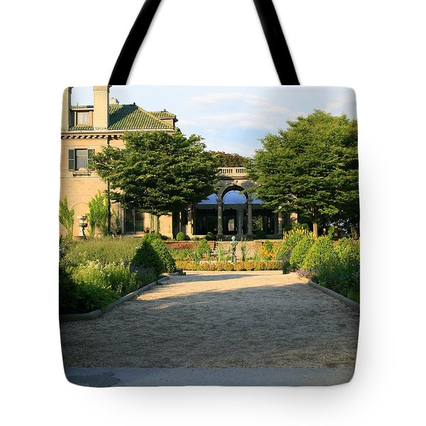 Stepping Up  Tote Bag by Neal Eslinger