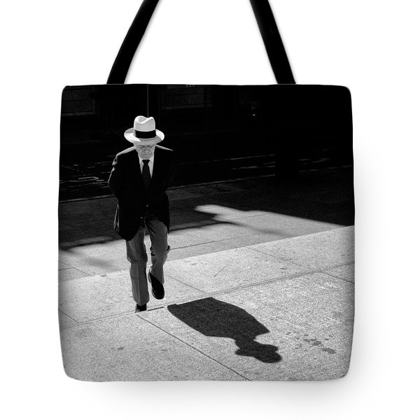 Steps Of Metropolitan Museum Tote Bag