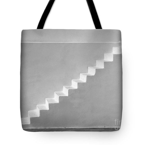 Tote Bag featuring the photograph Steps To Heaven by Ana Maria Edulescu