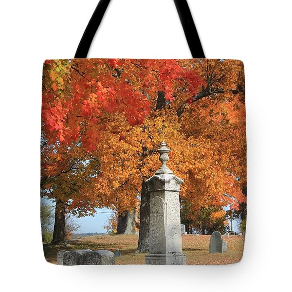 Sterling Ma Burial Ground Tote Bag