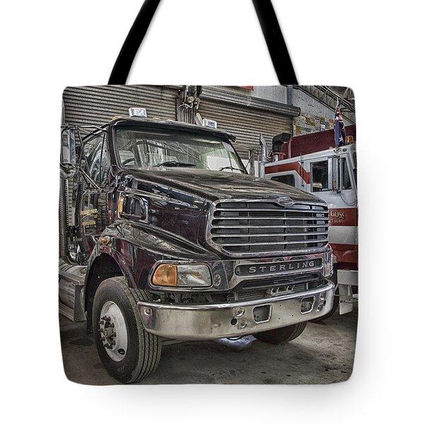 Sterling Truck Tote Bag by Douglas Barnard