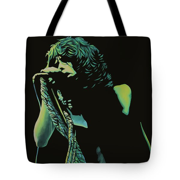 Steven Tyler 2 Tote Bag by Paul Meijering