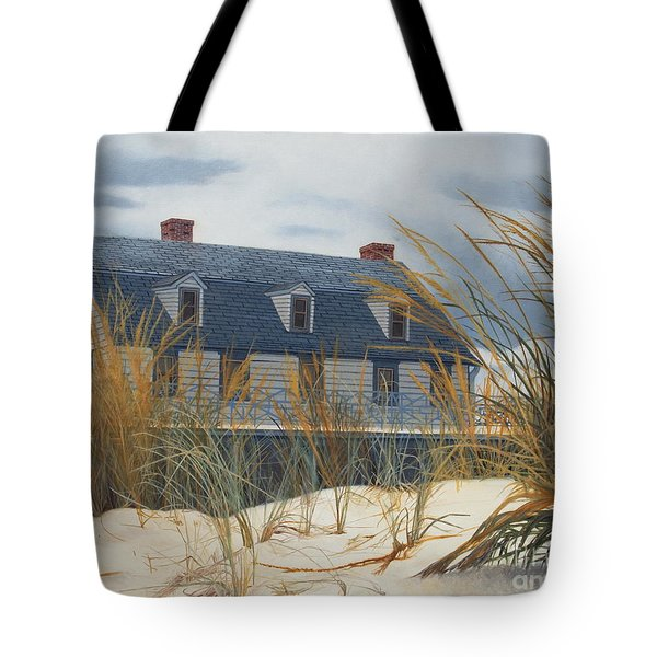 Stevens House Tote Bag