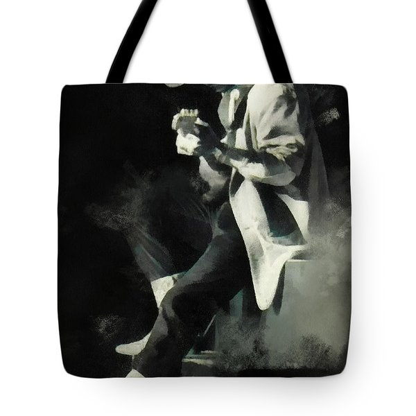 Stevie Ray Tote Bag