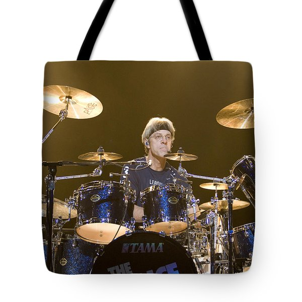 Stewart Copeland Of The Police Tote Bag