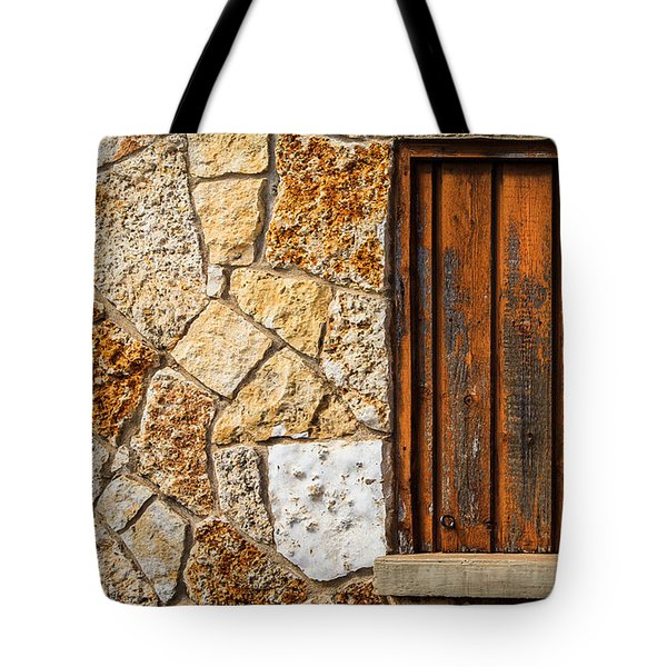 Sticks And Stone Tote Bag by Melinda Ledsome