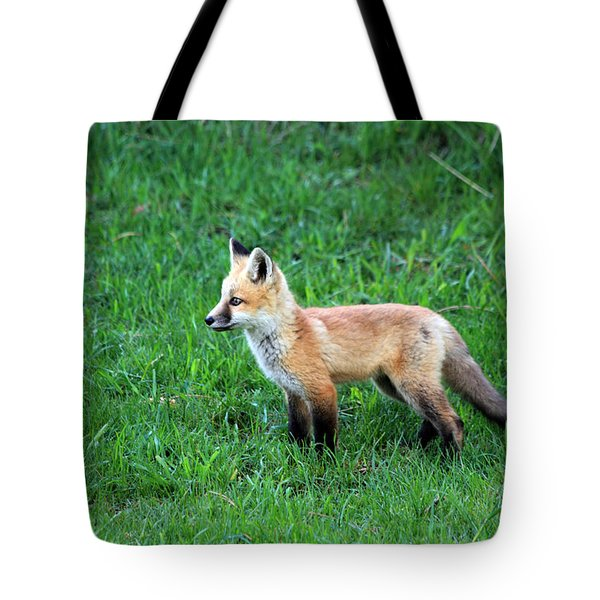 Still A Pup Tote Bag