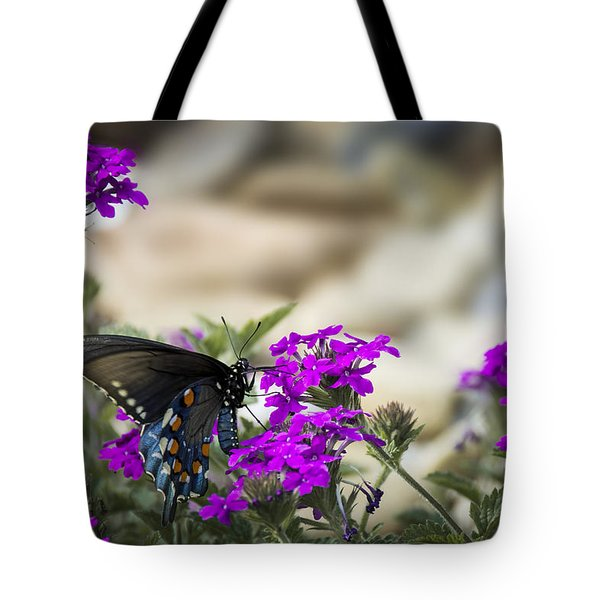 Still Beautiful Swallowtail Tote Bag