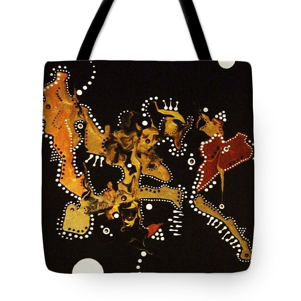 Still Dotty After All These Years Tote Bag