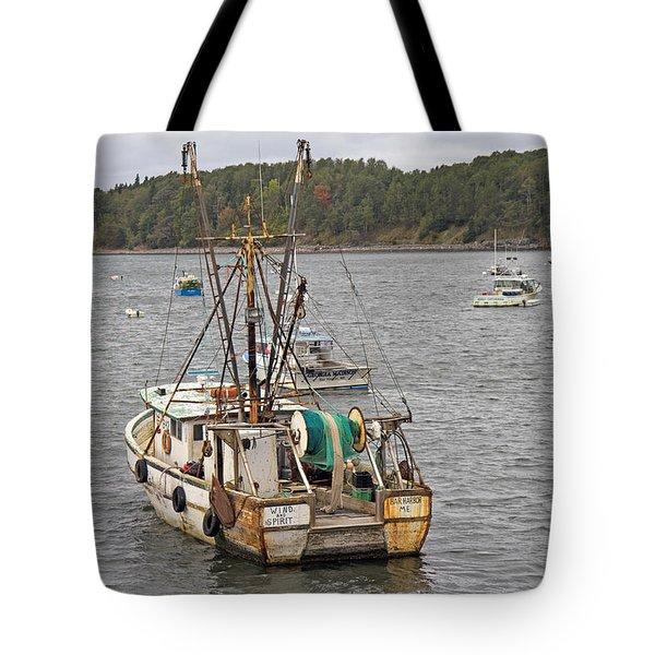 Still Floating Tote Bag