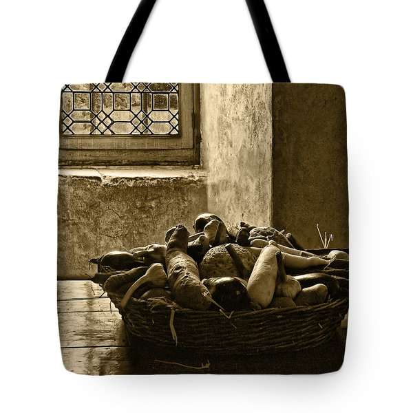 Still Life At Chenonceau Tote Bag by Nikolyn McDonald
