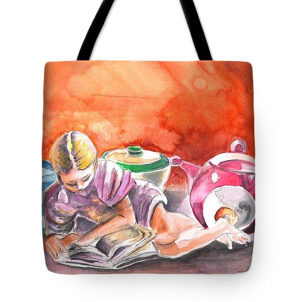 Still Life In Loket  Tote Bag by Miki De Goodaboom