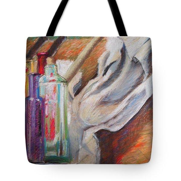 Still Life Tote Bag by Nancy Kane Chapman