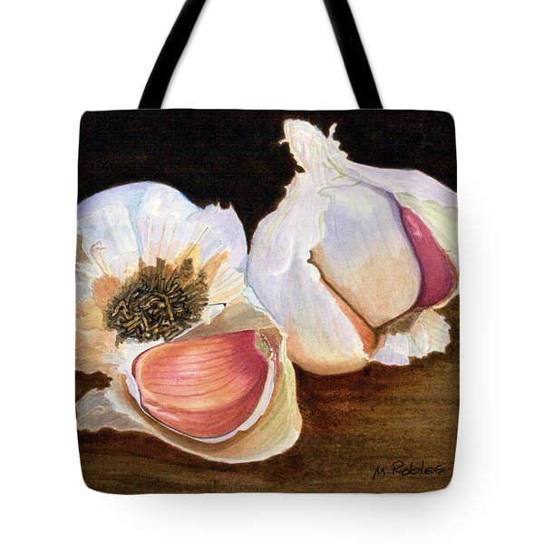 Still Life No. 2 Tote Bag by Mike Robles