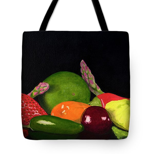 Still Life No. 3 Tote Bag by Mike Robles