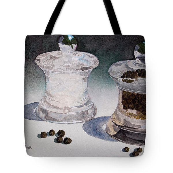 Still Life No. 4 Tote Bag by Mike Robles