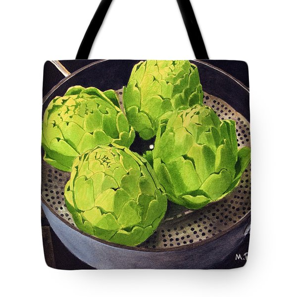 Still Life No. 6 Tote Bag by Mike Robles