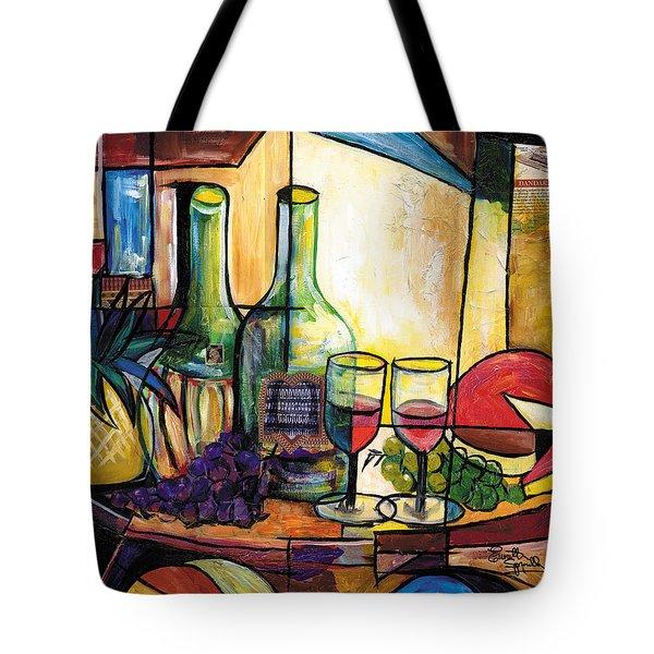 Still Life / Sharons' Feast Tote Bag