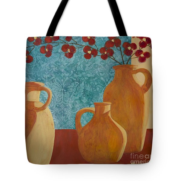 Still Life With Orchids II  Tote Bag