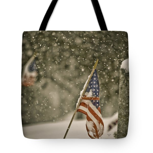 Still Remembered Tote Bag by Trish Tritz