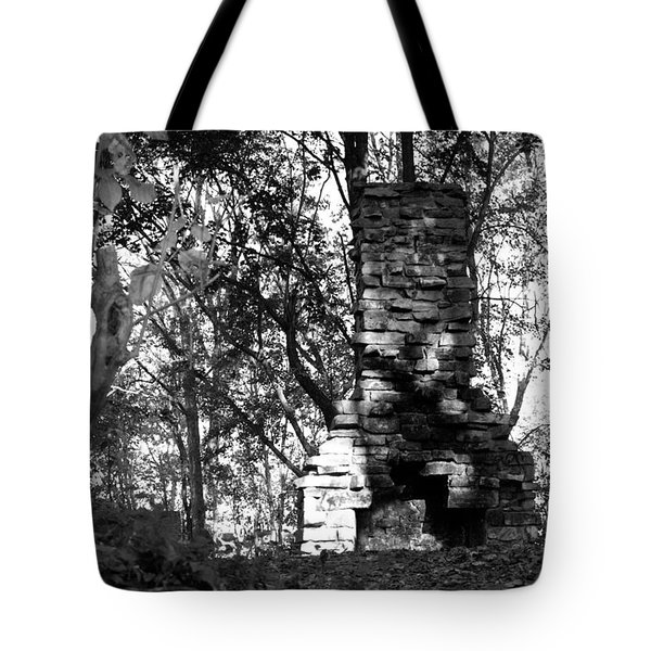 Tote Bag featuring the photograph Still Standing by Greg Graham