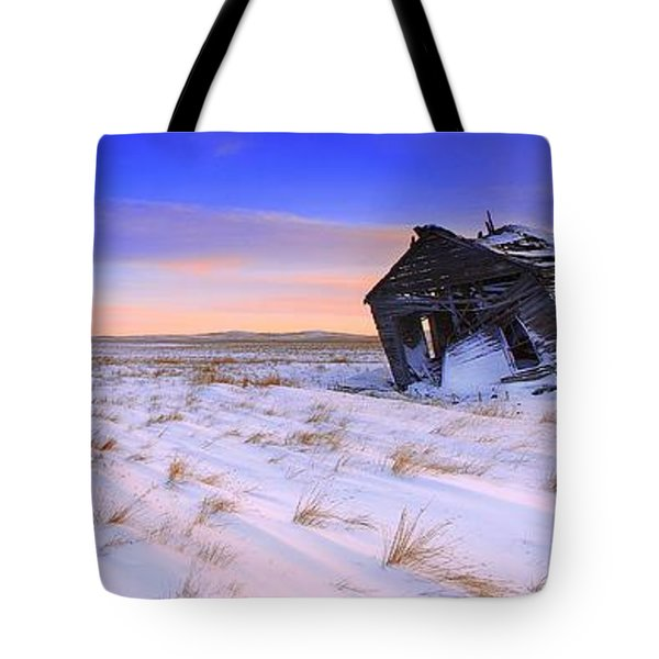 Tote Bag featuring the photograph Still Standing by Kadek Susanto