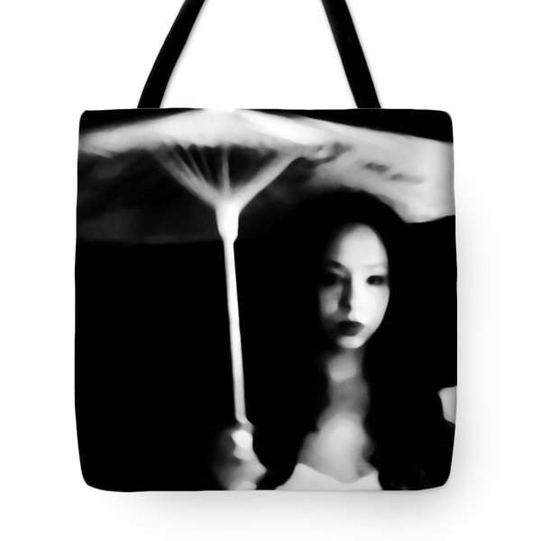 Still Waiting Tote Bag