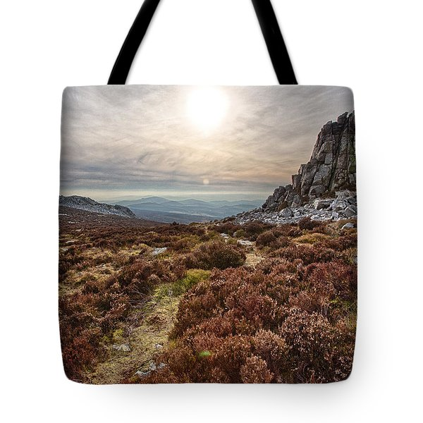 Stiperstones National Nature Reserve Tote Bag