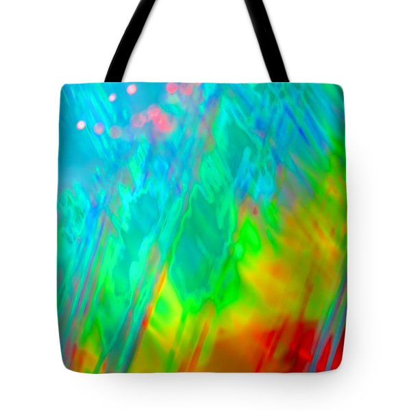Stir It Up Tote Bag by Dazzle Zazz