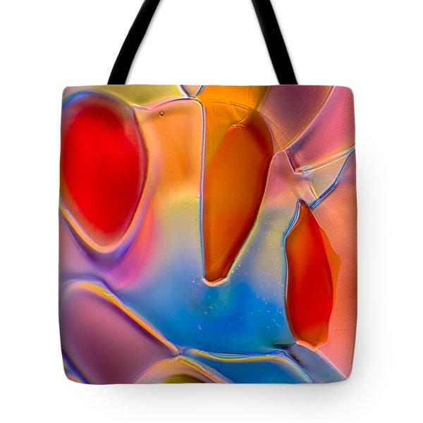 Stitch Tote Bag by Omaste Witkowski