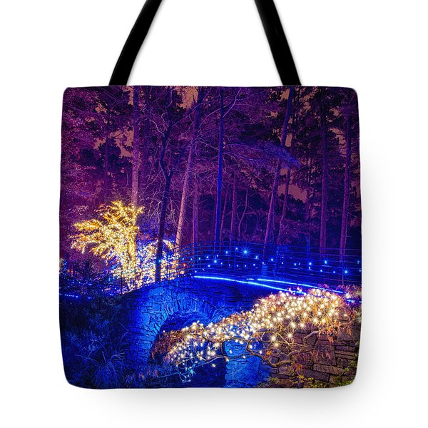 Stone Bridge - Full Height Tote Bag