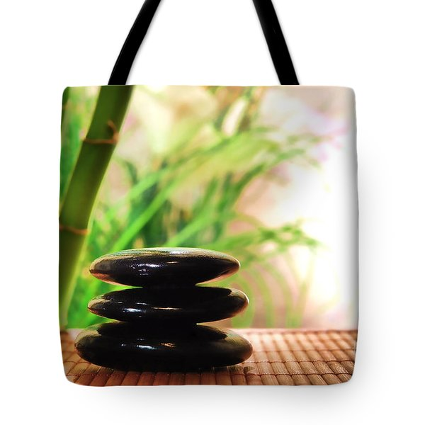 Stone Cairn Tote Bag