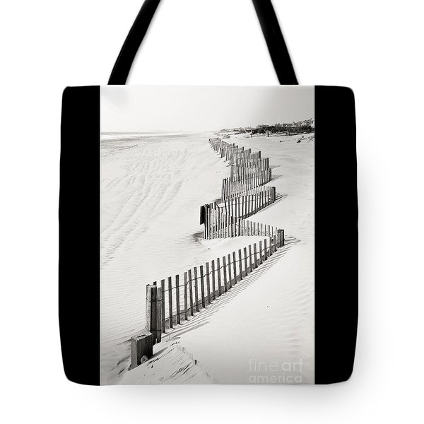 Stone Harbor Tote Bag by Joseph J Stevens