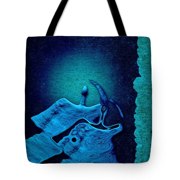 Stone Men 29 C02c - Love Rythm Tote Bag by Variance Collections