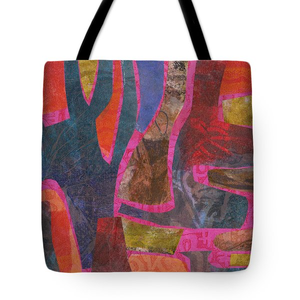 Stone Tree Sunrise Tote Bag by Catherine Redmayne