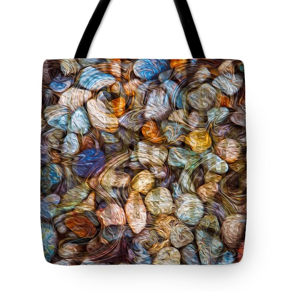 Stoned Stones Tote Bag