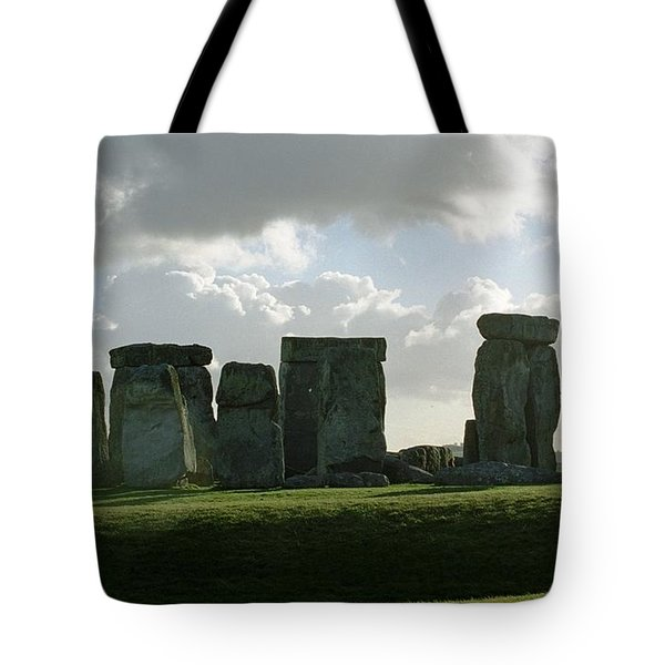 Tote Bag featuring the photograph Stonehenge by Susie Rieple