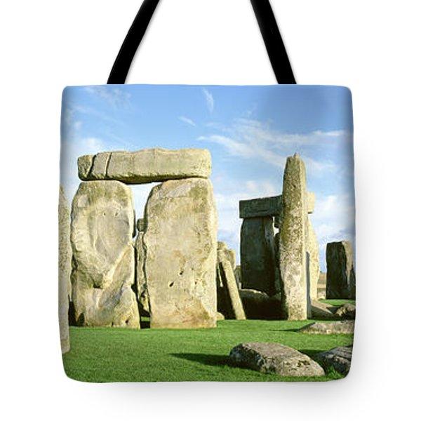 Stonehenge, Wiltshire, England, United Tote Bag