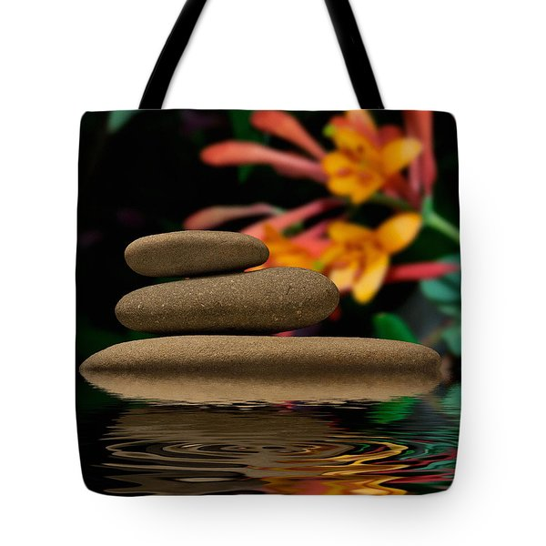 Stones 2 Tote Bag by WB Johnston