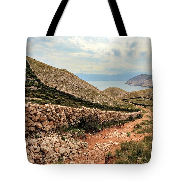 Stonewall Tote Bag by Davorin Mance