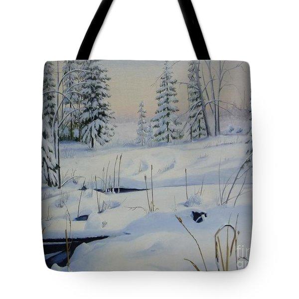 Stoney Swamp Tote Bag